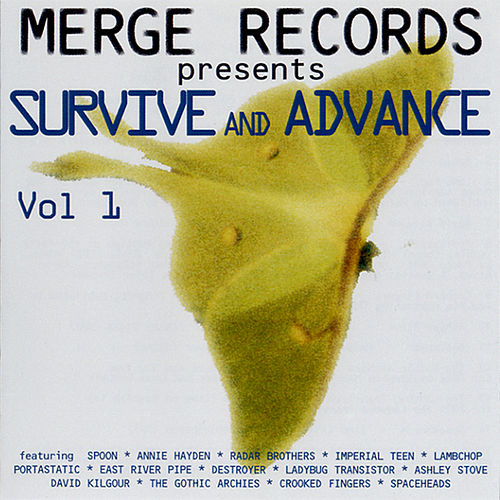 Survive And Advance, Volume 1 by Various Artists