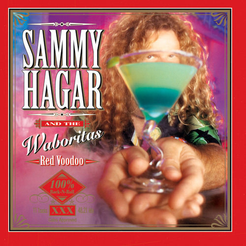 Red Voodoo by Sammy Hagar