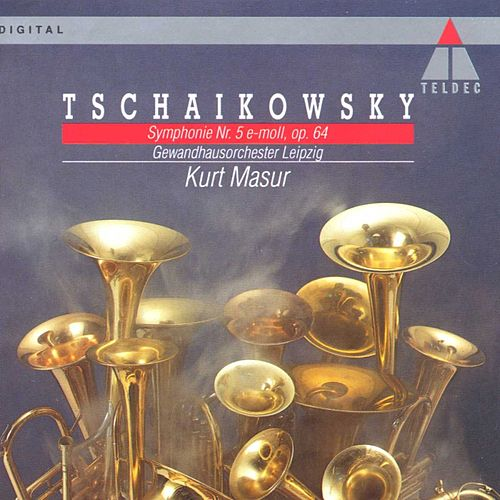 Play & Download Tchaikovsky : Symphony No.5 by Kurt Masur | Napster
