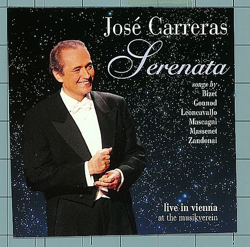 Play & Download Various : Serenata by José Carreras | Napster