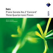 Play & Download 'Concord' Sonata & 3 Quarter-tone Pieces by Charles Ives | Napster