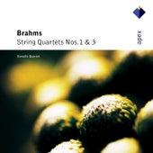 Play & Download Brahms : String Quartets Nos 1 & 3 by Borodin String Quartet | Napster