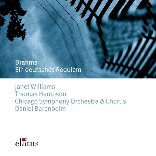 Play & Download Brahms : Ein deutsches Requiem by Daniel Barenboim | Napster