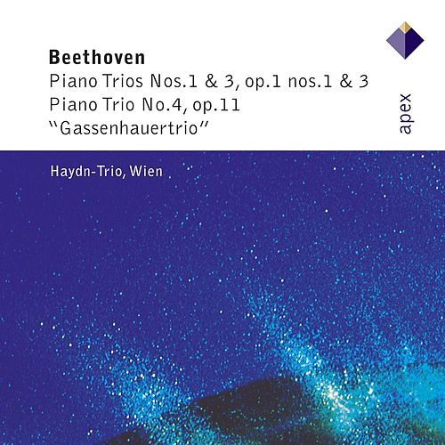 Play & Download Beethoven : Piano Trios Nos 1, 3 & 4  -  APEX by Haydn Trio Wien | Napster