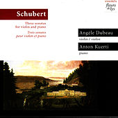 Play & Download Three Sonatas For Violin And Piano (Trois Sonates Pour Violon Et Piano) by Angèle Dubeau | Napster
