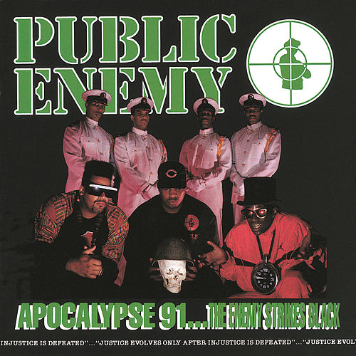 Play & Download Apocalypse '91: The Enemy Strikes Black by Public Enemy | Napster