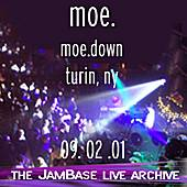 Play & Download 09-02-01 - moe.down - Turin, NY by moe. | Napster