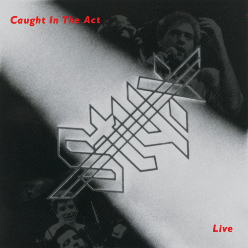 Play & Download Caught In The Act by Styx | Napster