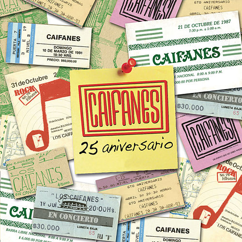 Play & Download 25 Aniversario by Caifanes | Napster