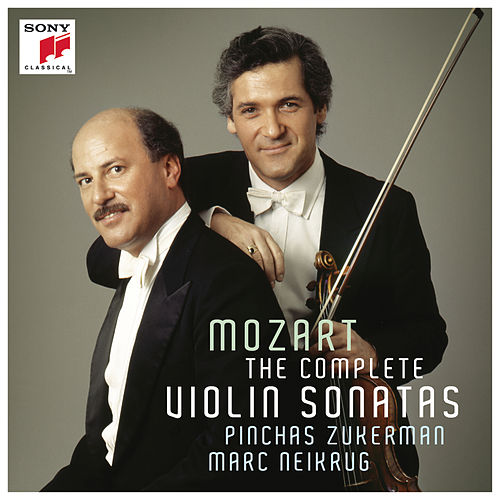 The Mozart Sonatas for Violin and Piano by Various Artists
