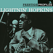 Prestige Profiles:  Lightnin' Hopkins by Lightnin' Hopkins