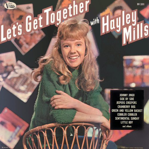 Play & Download Let's Get Together With Hayley Mills by Hayley Mills | Napster