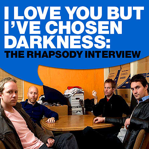 Play & Download ILYBICD: The Rhapsody Interview by I Love You But I've Chosen Darkness | Napster