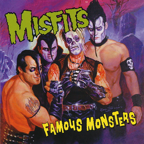 Famous Monsters von Misfits