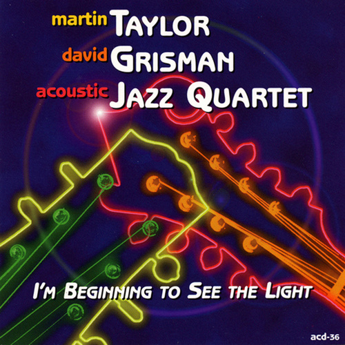 Play & Download I'm Beginning To See The Light by Acoustic Jazz Quartet | Napster