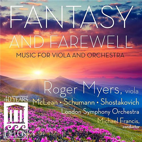 Play & Download Fantasy and Farewell by Roger Myers | Napster