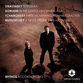 Play & Download Stravinsky - Borodin - Tchaikovsky - Mussorgsky by Mythos | Napster