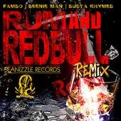 Rum & Redbull Remix - Single by Beenie Man