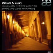 Mozart: String Quartets, K. 464 & K. 593 by Brentano String Quartet
