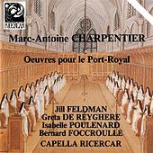 Charpentier: Oeuvres pour le Port-Royal von Various Artists