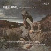 Ropartz, J.-G.: Symphonies Nos. 1 and 4 by Orchestre Symphonique et Lyrique de Nancy