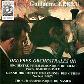 Lekeu: Œuvres orchestrales II by Various Artists