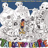 Table Top People Volume 1 + 2 by Session Americana