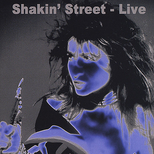 Play & Download Live by Shakin' Street | Napster