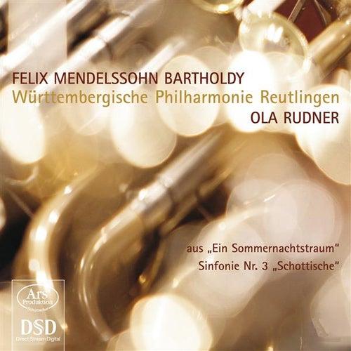 Mendelssohn: Ein Sommernachtstraum & Sinfonie Nr. 3, Op. 56,
