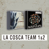 Play & Download Street Album La Cosca Team Vol. 1 & 2 by Various Artists | Napster