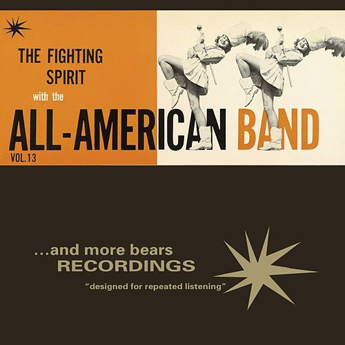 Play & Download The Fighting Spirit by The All American Band | Napster