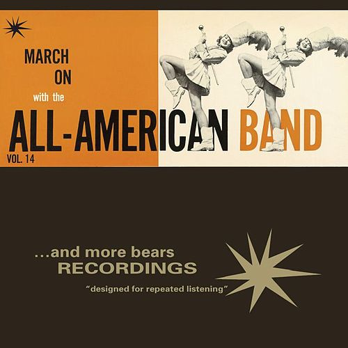 Play & Download March On by The All American Band | Napster