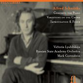 Schnittke: Concerto for Piano - Variations on one Chord - Improvisation & Fugue by Victoria Lyubitskaya