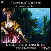 Play & Download A l'ombre d'un ormeau: brunettes & contredanses by Les Musiciens de Saint-Julien | Napster