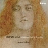 Play & Download Lekeu: L'oeuvre pour quatuor à cordes by Quatuor Debussy | Napster