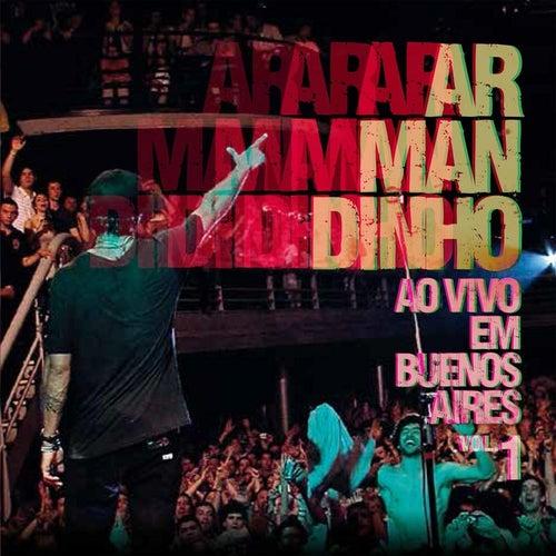 Armandinho Ao Vivo Em Buenos Aires Vol.1 de Armandinho