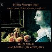 Play & Download Bach, J.S.: Violin Sonatas by Helene Schmitt | Napster