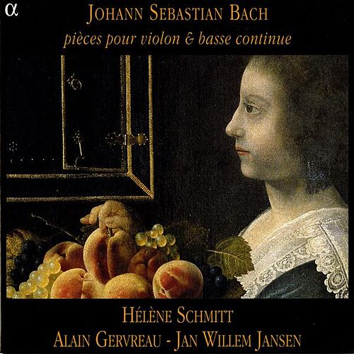 Play & Download Bach, J.S.: Violin Sonatas by Helene Schmitt | Napster