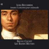 Boccherini: Cello Sonatas and Concertos by Bruno Cocset