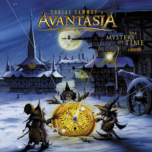The Mystery of Time by Avantasia