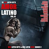 Amor Latino, Vol. 41 - 15 Big Latin Hits & Latin Love Songs (Bachata, Merengue, Salsa, Reggaeton, Kuduro, Mambo, Cumbia, Urbano, Ragga) by Various Artists