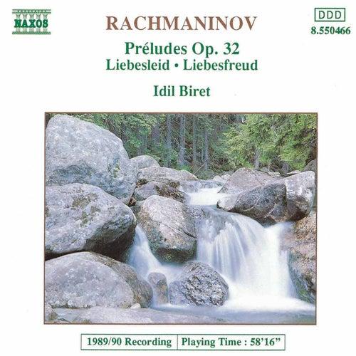 Préludes Op. 32 by Sergei Rachmaninov