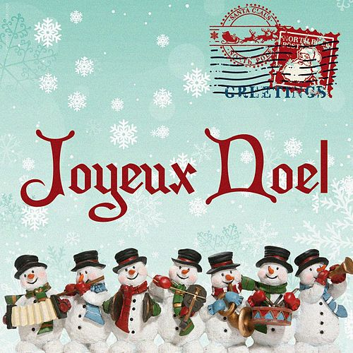 Joyeux Noël (Christmas in Paris) by Various Artists