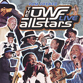 Play & Download The UWF All-Stars Live by Various Artists | Napster