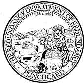Play & Download The Redundancy Department of Redundancy by Punchcard | Napster
