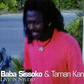 Play & Download Live in studio by Baba Sissoko | Napster