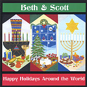 Play & Download Happy Holidays Around the World by Beth and Scott | Napster