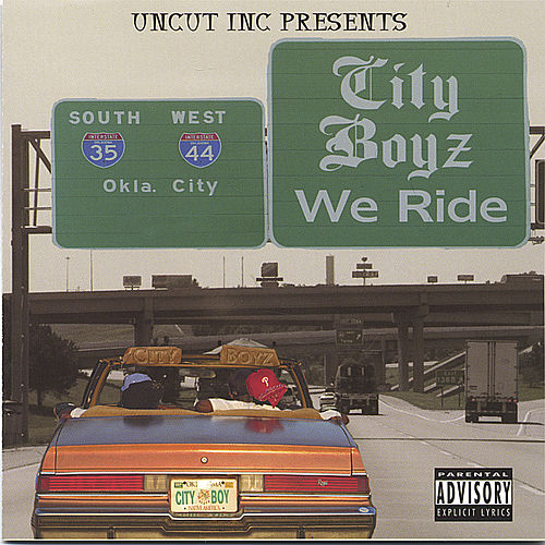 Play & Download We Ride by The City Boyz | Napster