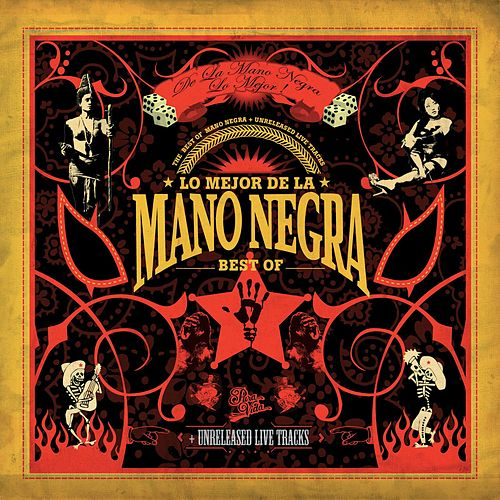 Best Of 2005 by Mano Negra