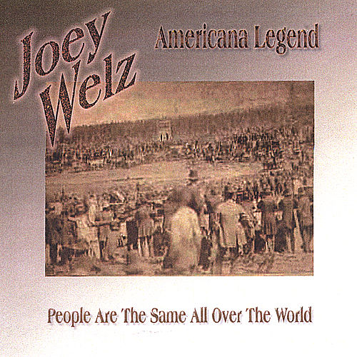 Americana Legend by Joey Welz